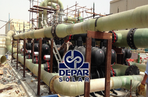Installation of Industrial Water Filtration System